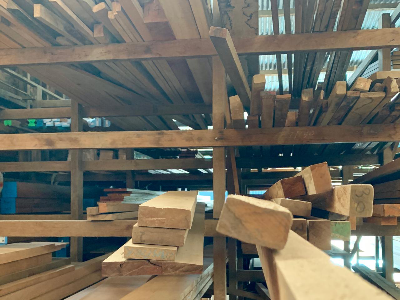 Kiln Dried Hardwood products